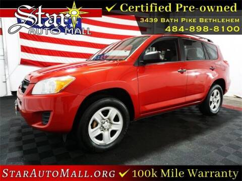 2012 Toyota RAV4 for sale at STAR AUTO MALL 512 in Bethlehem PA