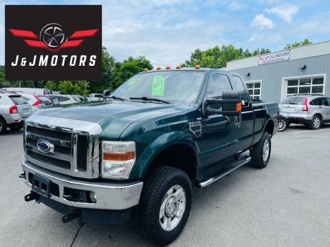 2010 Ford F-250 Super Duty for sale at J & J MOTORS in New Milford CT