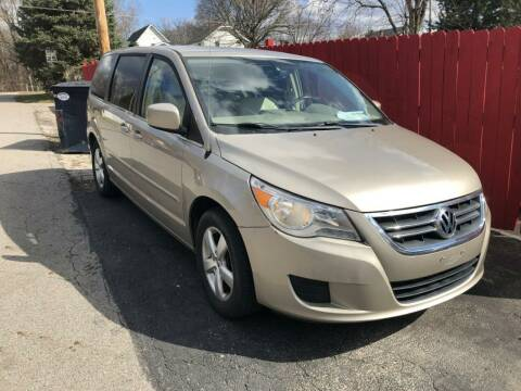 2009 Volkswagen Routan for sale at Buy For Less Motors, Inc. in Columbus OH
