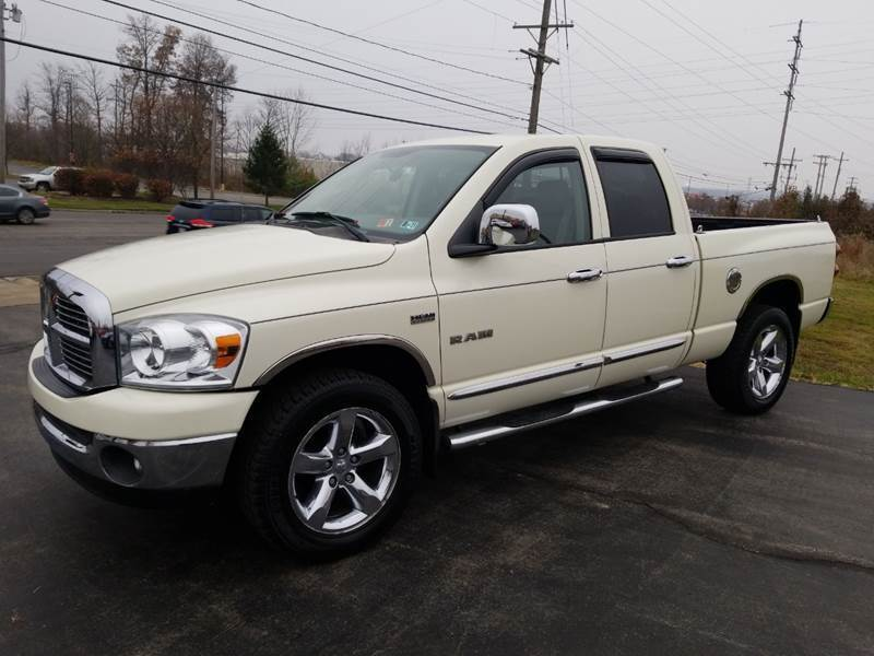 2008 Dodge Ram Pickup 1500 for sale at Country Auto Sales in Boardman OH