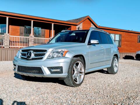 2012 Mercedes-Benz GLK for sale at Delta Motors LLC in Jonesboro AR