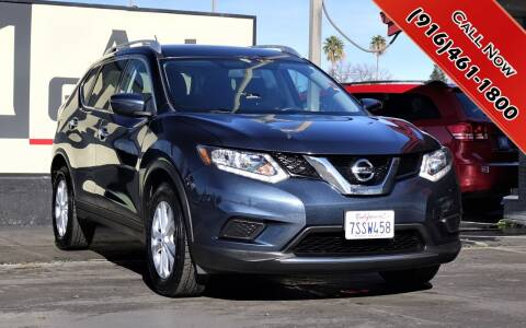 2016 Nissan Rogue for sale at H1 Auto Group in Sacramento CA