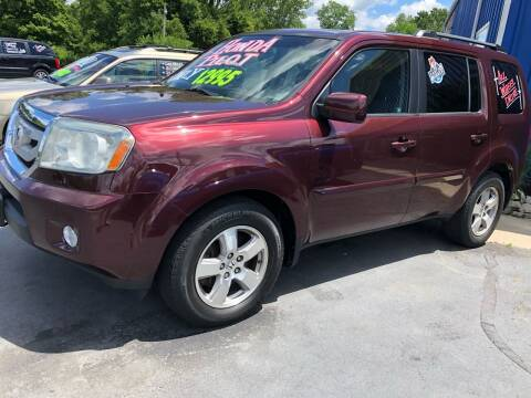 2011 Honda Pilot for sale at FREDDY'S BIG LOT in Delaware OH