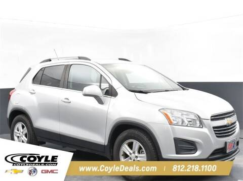 2016 Chevrolet Trax for sale at COYLE GM - COYLE NISSAN - New Inventory in Clarksville IN