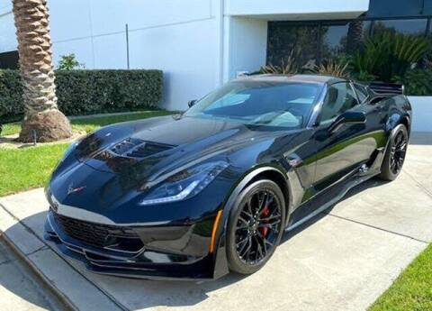 2016 Chevrolet Corvette for sale at West Coast Corvettes in Anaheim CA