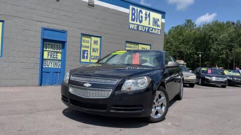 2011 Chevrolet Malibu for sale at BIG #1 INC in Brownstown MI