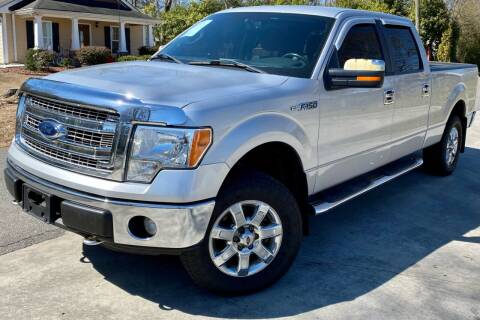 2013 Ford F-150 for sale at E-Z Auto Finance in Marietta GA