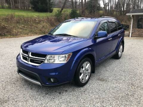 2012 Dodge Journey for sale at R.A. Auto Sales in East Liverpool OH