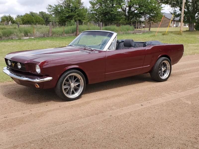 1965 Ford Mustang for sale at TNT Auto in Coldwater KS