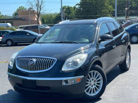 2012 Buick Enclave for sale at MAGIC AUTO SALES in Little Ferry NJ