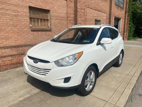 2011 Hyundai Tucson for sale at Domestic Travels Auto Sales in Cleveland OH