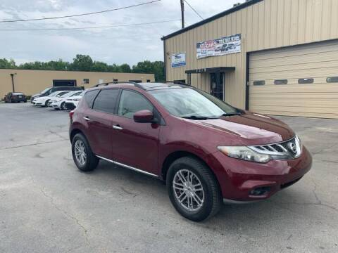 2011 Nissan Murano for sale at EMH Imports LLC in Monroe NC