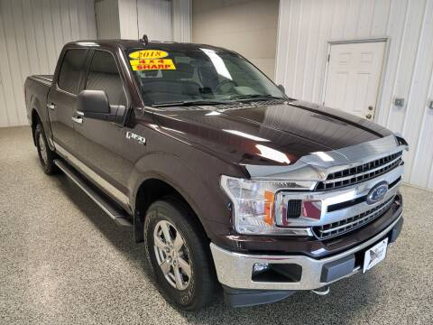 2018 Ford F-150 for sale at LaFleur Auto Sales in North Sioux City SD