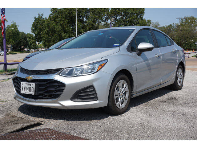 2019 Chevrolet Cruze for sale at Monthly Auto Sales in Fort Worth TX