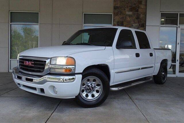 2006 GMC Sierra 1500 for sale at Griffin Mitsubishi in Monroe NC