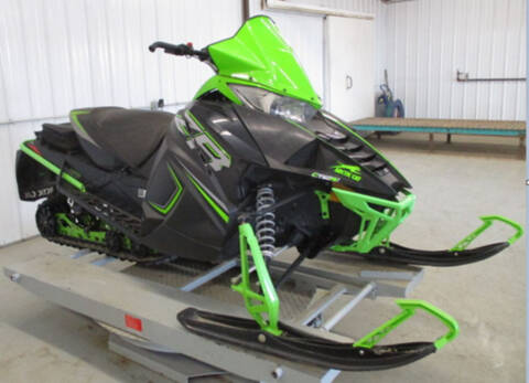 2019 Arctic Cat ZR 7000 137 for sale at Road Track and Trail in Big Bend WI