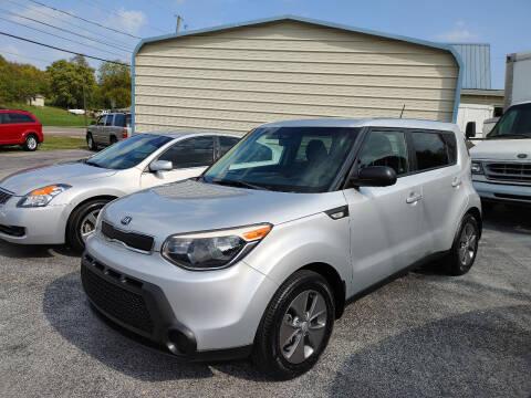 2014 Kia Soul for sale at K & P Used Cars, Inc. in Philadelphia TN