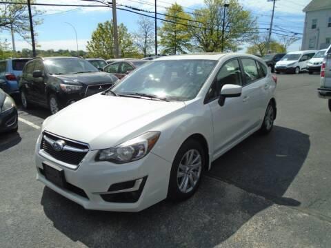 2015 Subaru Impreza for sale at Gemini Auto Sales in Providence RI