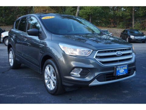 2017 Ford Escape for sale at VILLAGE MOTORS in South Berwick ME