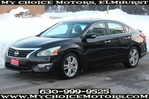 2013 Nissan Altima for sale at My Choice Motors Elmhurst in Elmhurst IL