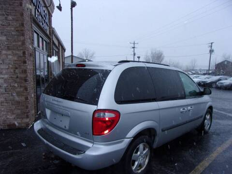 2007 Dodge Caravan for sale at Wisneski Auto Sales, Inc. in Green Bay WI