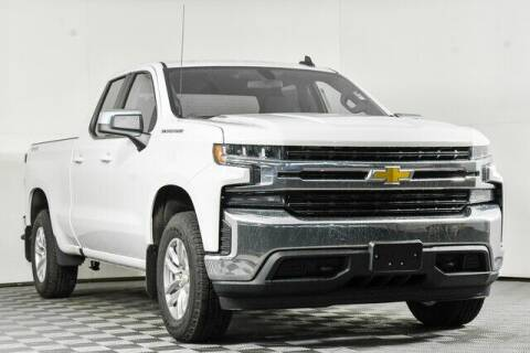2021 Chevrolet Silverado 1500 for sale at Chevrolet Buick GMC of Puyallup in Puyallup WA