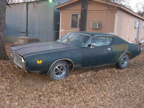 1971 Dodge Charger for sale at Classic Car Deals in Cadillac MI