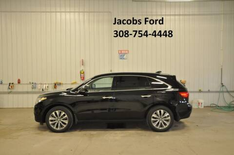 2014 Acura MDX for sale at Jacobs Ford in Saint Paul NE