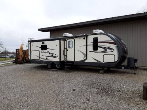 2016 Forest River WILDWOOD  SERIES M-272RL for sale at Rustys Auto Sales - Rusty's Auto Sales in Platte City MO