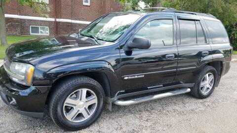 2003 Chevrolet TrailBlazer for sale at GBS Sales in Great Bend ND