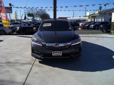 2016 Honda Accord for sale at Empire Auto Sales in Modesto CA