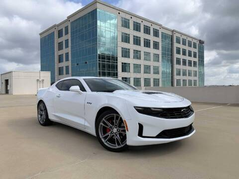 2020 Chevrolet Camaro for sale at SIGNATURE Sales & Consignment in Austin TX