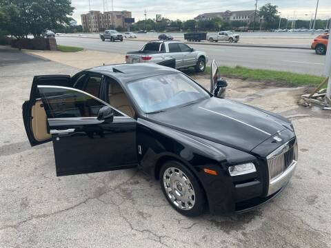 2014 Rolls-Royce Ghost for sale at Austin Direct Auto Sales in Austin TX