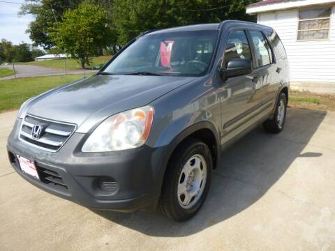 2006 Honda CR-V for sale at Ed Steibel Imports in Shelby NC