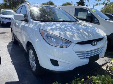 2011 Hyundai Tucson for sale at Mike Auto Sales in West Palm Beach FL