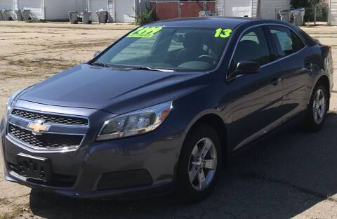 2013 Chevrolet Malibu for sale at Square Business Automotive in Milwaukee WI