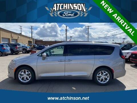 2020 Chrysler Pacifica for sale at Atchinson Ford Sales Inc in Belleville MI