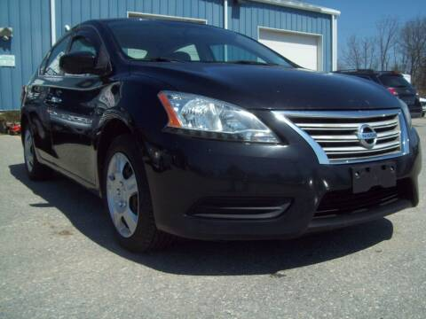 2013 Nissan Sentra for sale at Frank Coffey in Milford NH