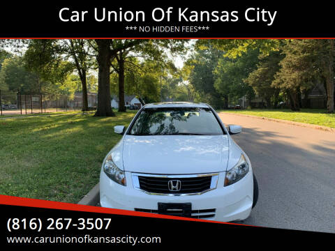 2009 Honda Accord for sale at Car Union Of Kansas City in Kansas City MO