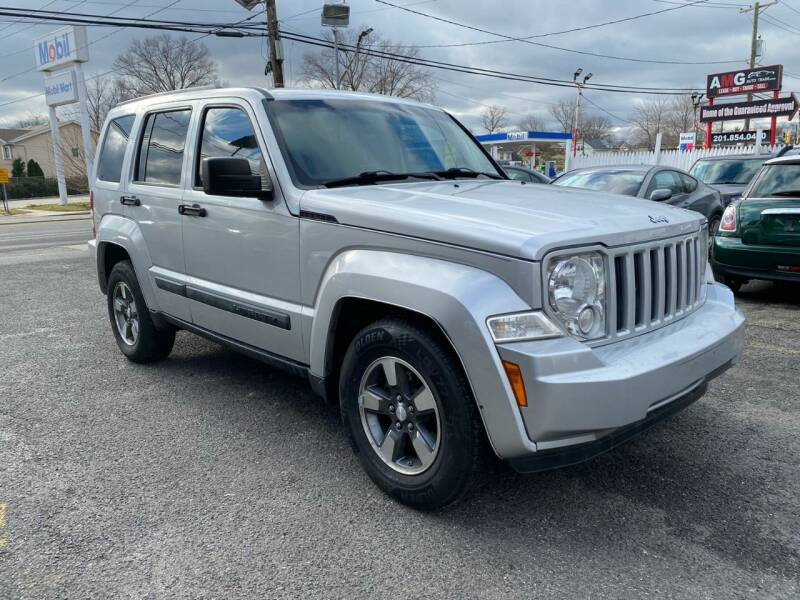 2008 Jeep Liberty for sale at Innovative Auto Group in Little Ferry NJ