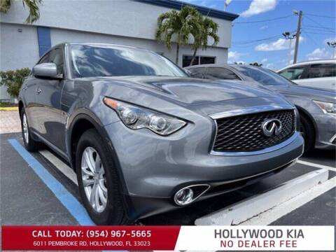 2017 Infiniti QX70 for sale at JumboAutoGroup.com in Hollywood FL