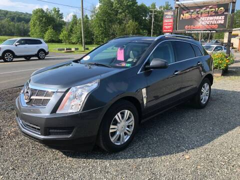 2012 Cadillac SRX for sale at Nesters Autoworks in Bally PA