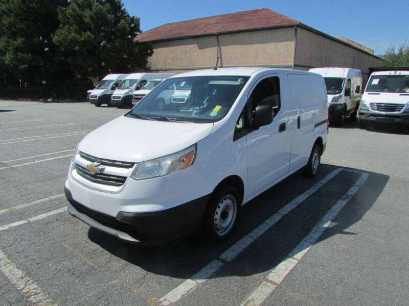 2015 Chevrolet City Express Cargo for sale at Work-Van.com in Union City GA