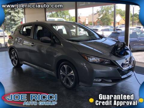 2019 Nissan LEAF for sale at Mr Intellectual Cars in Shelby Township MI