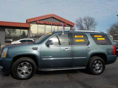 2008 Cadillac Escalade for sale at Super Service Used Cars in Milwaukee WI