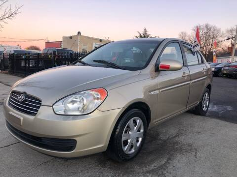 2007 Hyundai Accent for sale at Crestwood Auto Center in Richmond VA