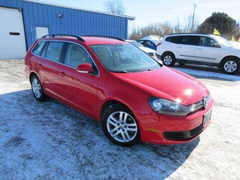 2014 Volkswagen Jetta for sale at Wholesale Car Buying in Saginaw MI