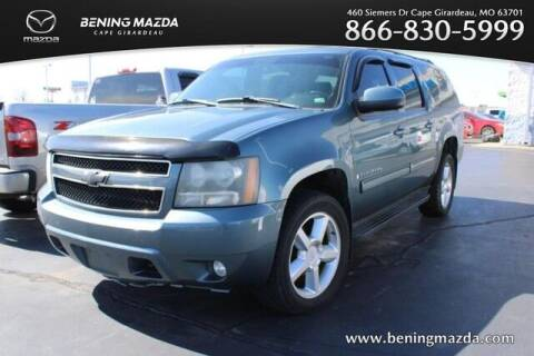2009 Chevrolet Suburban for sale at Bening Mazda in Cape Girardeau MO