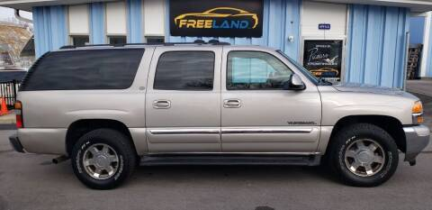 2006 GMC Yukon XL for sale at Freeland LLC in Waukesha WI