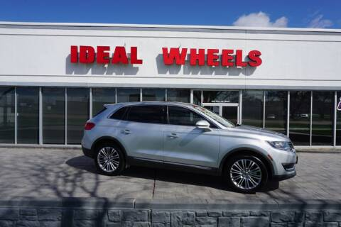 2018 Lincoln MKX for sale at Ideal Wheels in Sioux City IA
